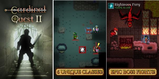 Cardinal Quest 2 Apk + Mod Unlocked