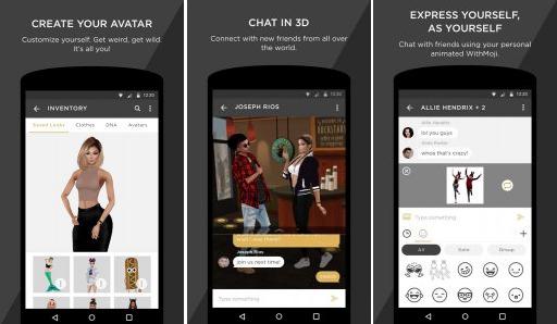 IMVU Mobile Apk Mod All Unlock All