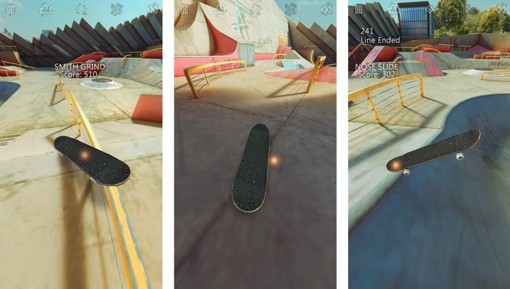True Skate Apk Mod Unlocked