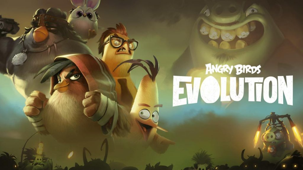 Angry Birds Evolution 2020 Apk Mod