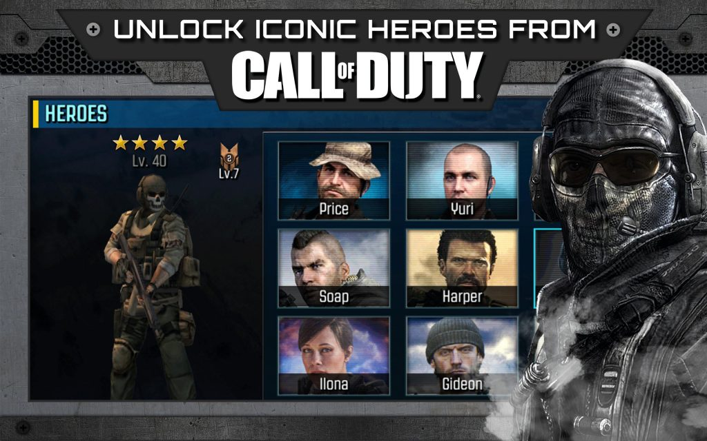 Call of Duty Heroes Mobile