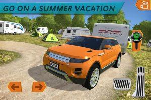 Camper Van Beach Resort Apk