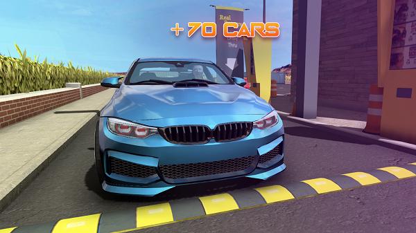 Car Parking Multiplayer Apk Mod