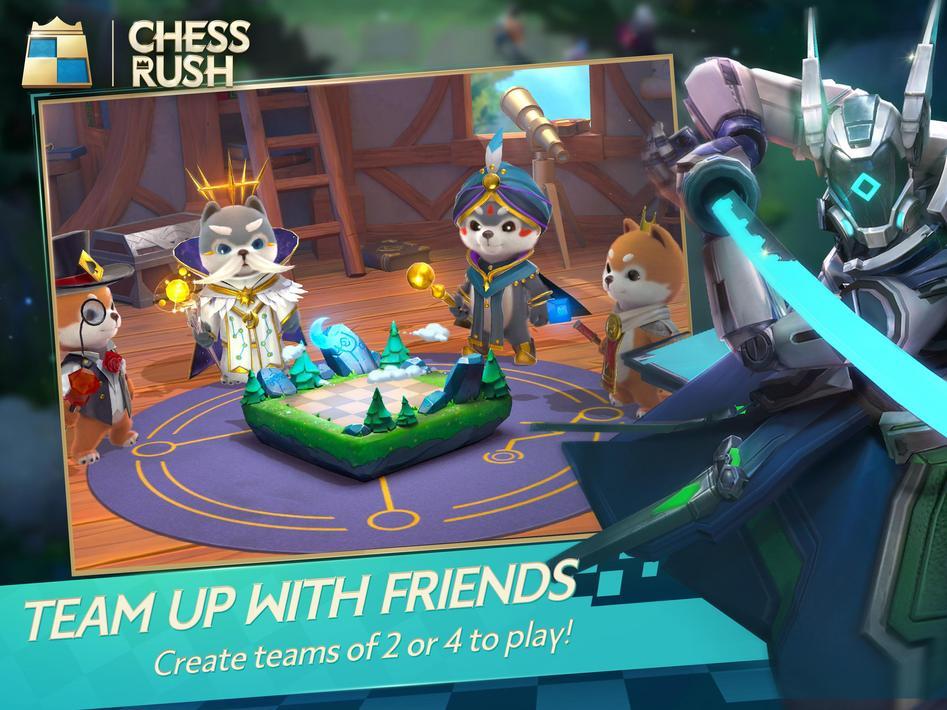 Chess Rush Apk Mod