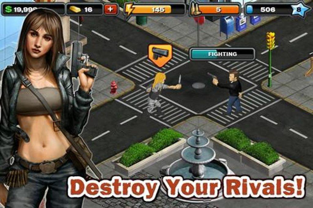 Crime City Apk Mod