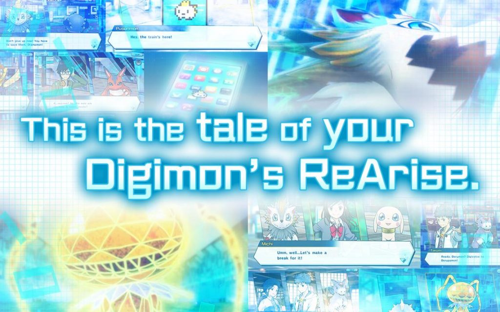 DIGIMON ReArise Apk Mod