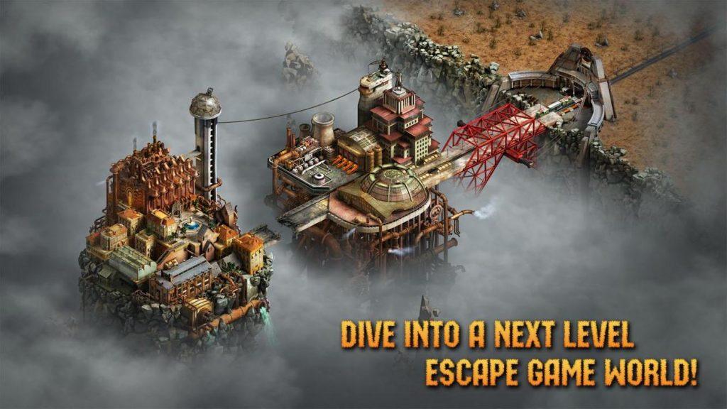 Escape Machine City Apk