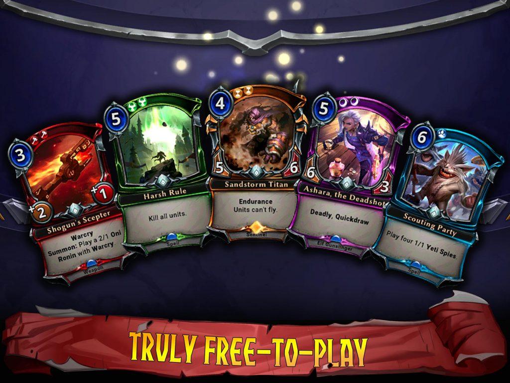 Eternal Card Game Apk