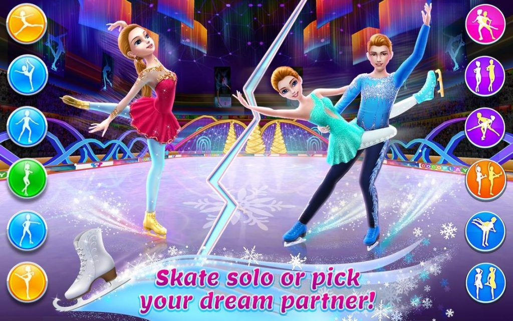 Ice Skating Ballerina – Dance Challenge