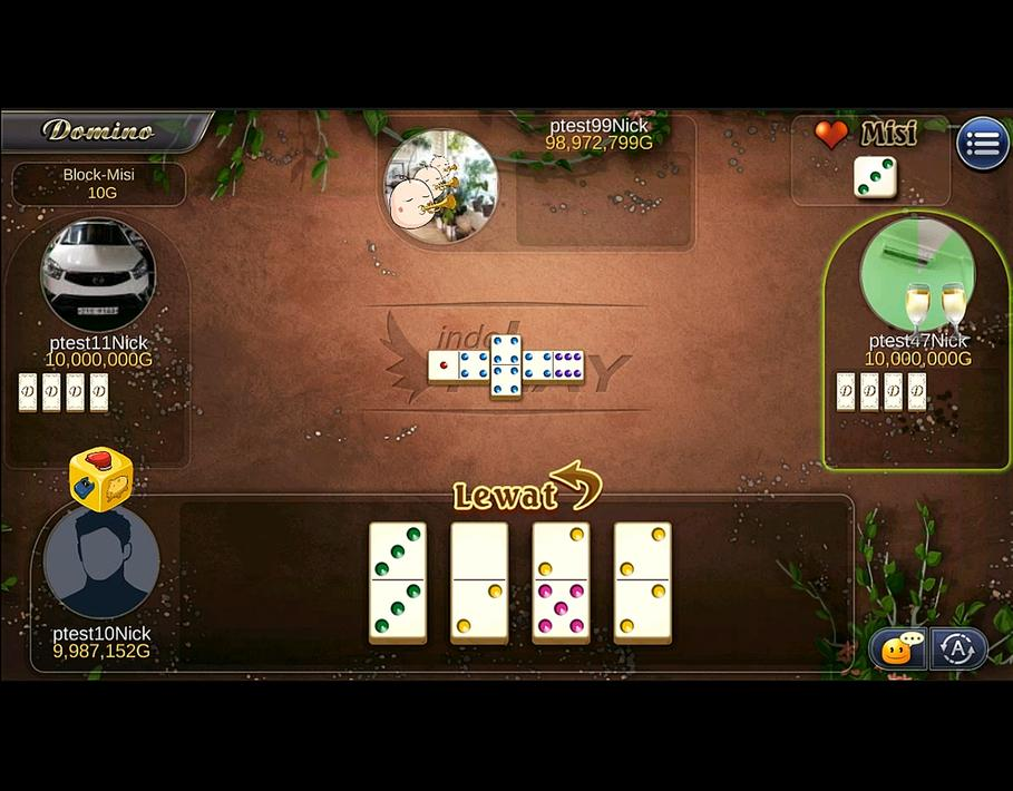 IndoPlay Domino Apk Mod Unlimited