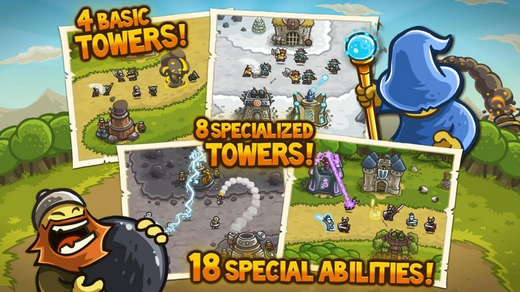 Kingdom RushApk Mod