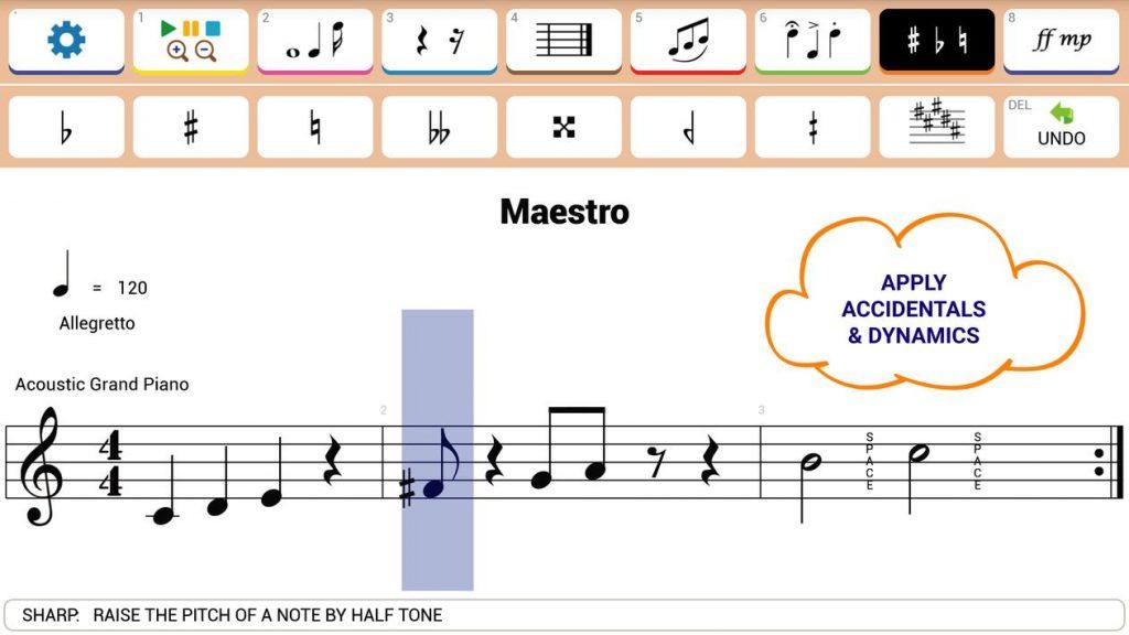 Maestro – Music Composer Apk