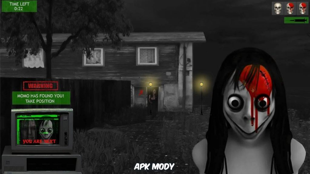 Momo Game Kill The Momo Apk