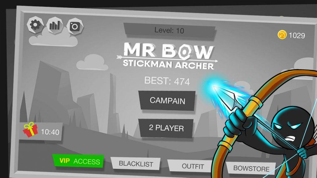 Mr Bow Apk