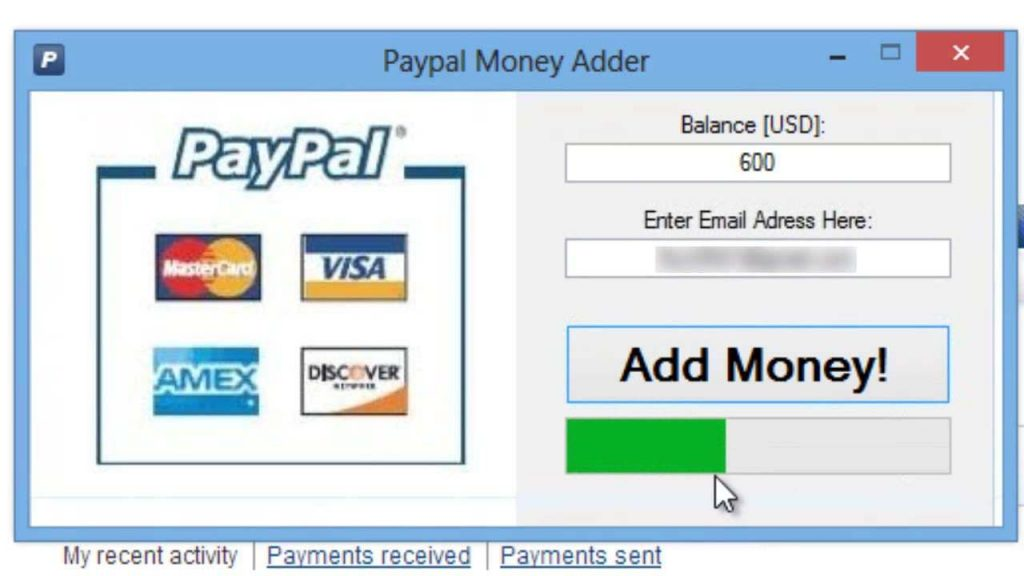 download paypal money generator for android
