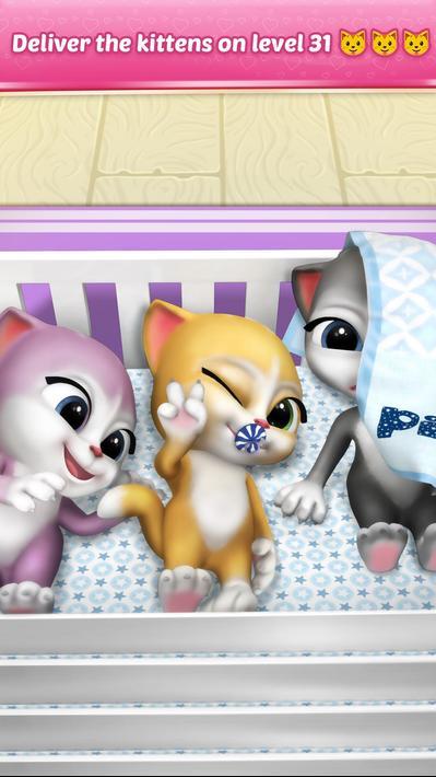 Pregnant Talking Cat Emma Apk Mod