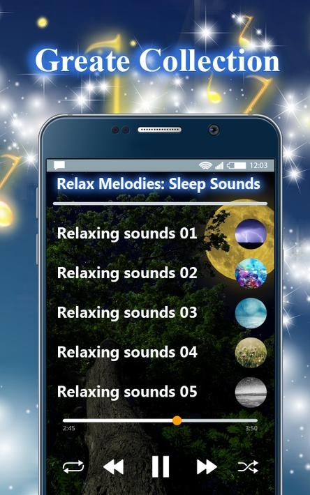 Relax Melodies Sleep Sounds Apk