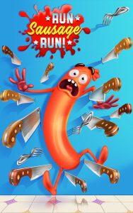 Run Sausage Run! Apk