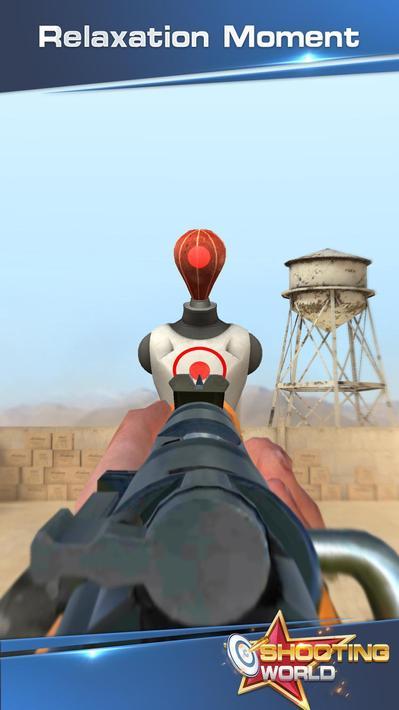 Shooting World – Gun Fire Apk