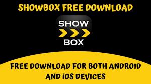 ShowBox Free Download Apk