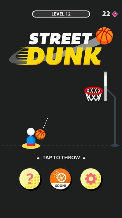 Street Dunk Apk Mod
