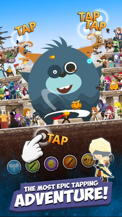 Tap Titans 2 Heroes & Monsters Apk Mod