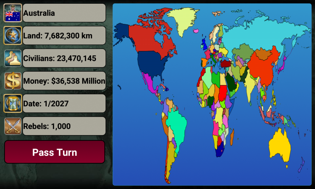 World Empire 2027 Apk Mod Download