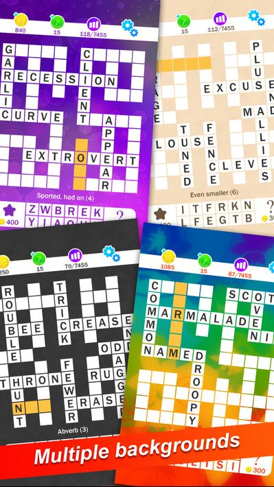 World's Biggest Crossword Apk Mod