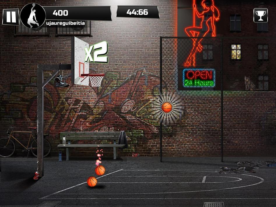 iBasket – Basketball Game Apk