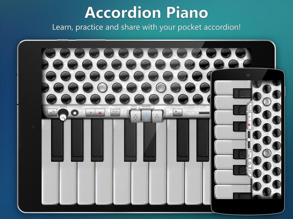 Accordion Piano Apk Mod