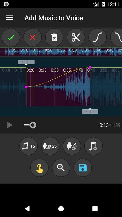 Add Music to Voice Apk Mod