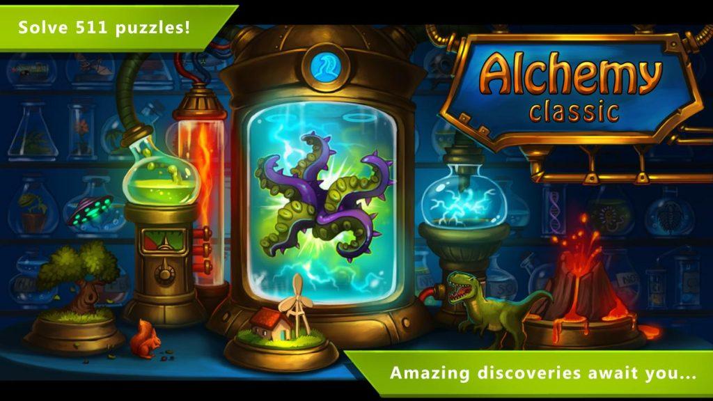 Alchemy Classic HD Apk Mod