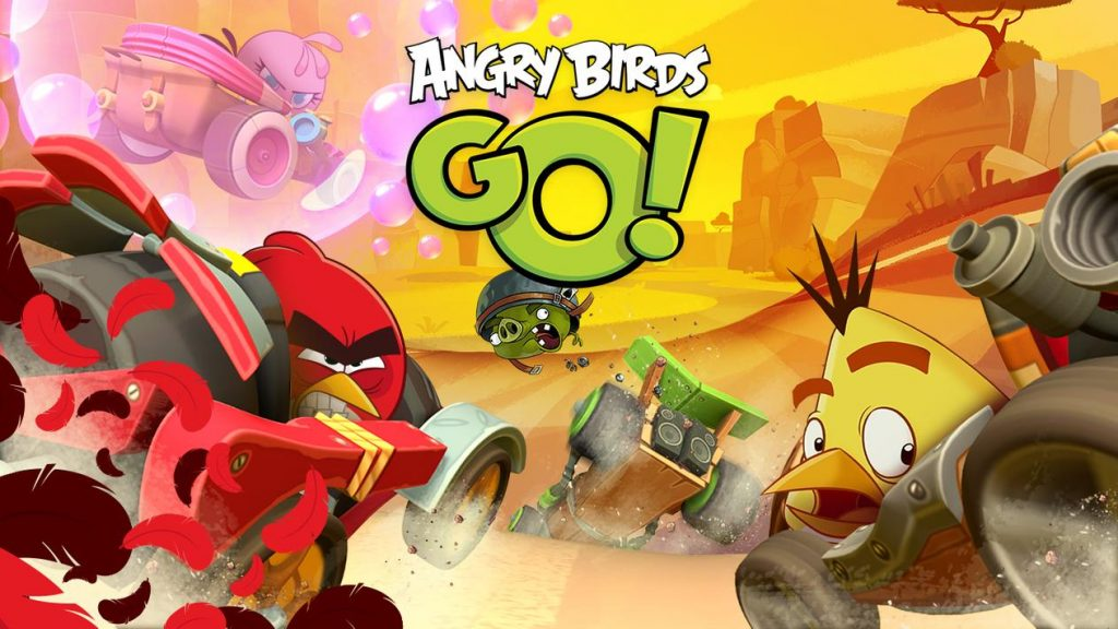 Angry Birds Go Apk Mod