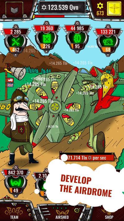 Aviator – idle clicker game Mod