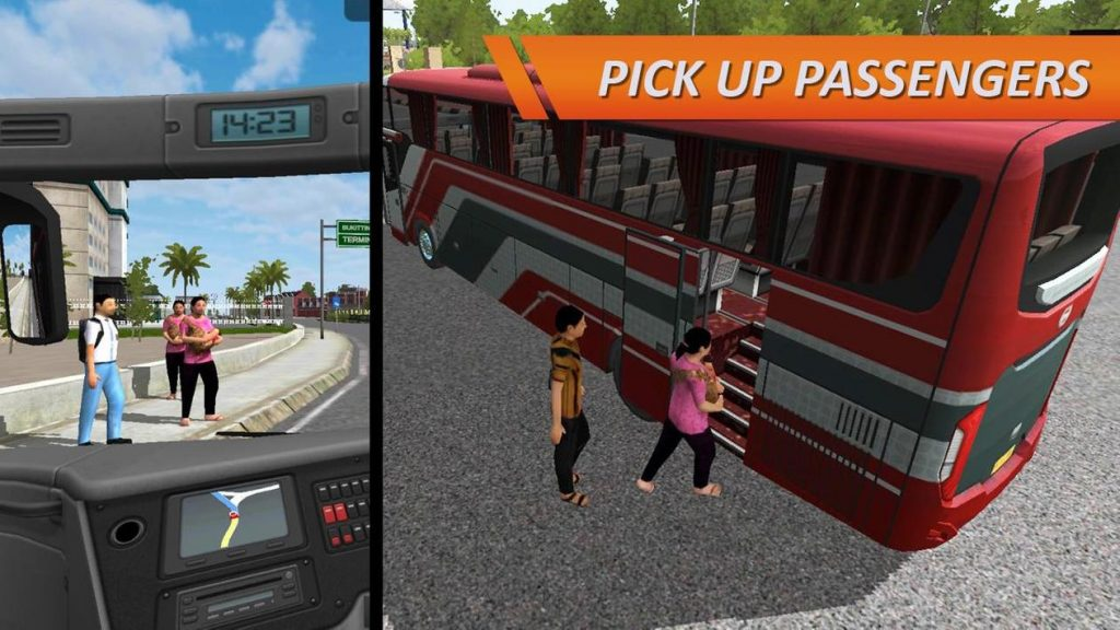 Bus Simulator Apk Mod