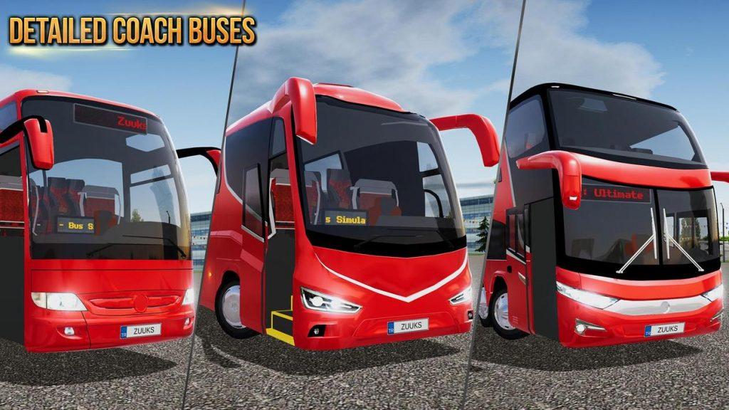 Bus Simulator Ultimate Apk Mod