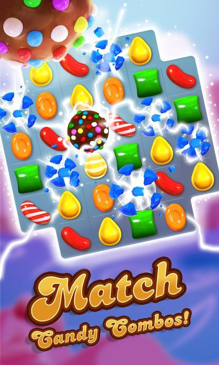 Candy Crush Saga Apk Mod