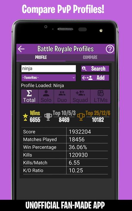 Companion for Fortnite Apk Mod