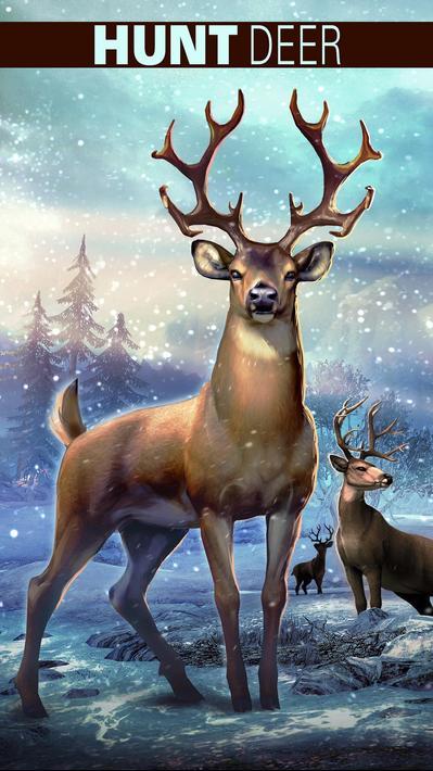 Deer Hunter Apk Mod All Unlocked