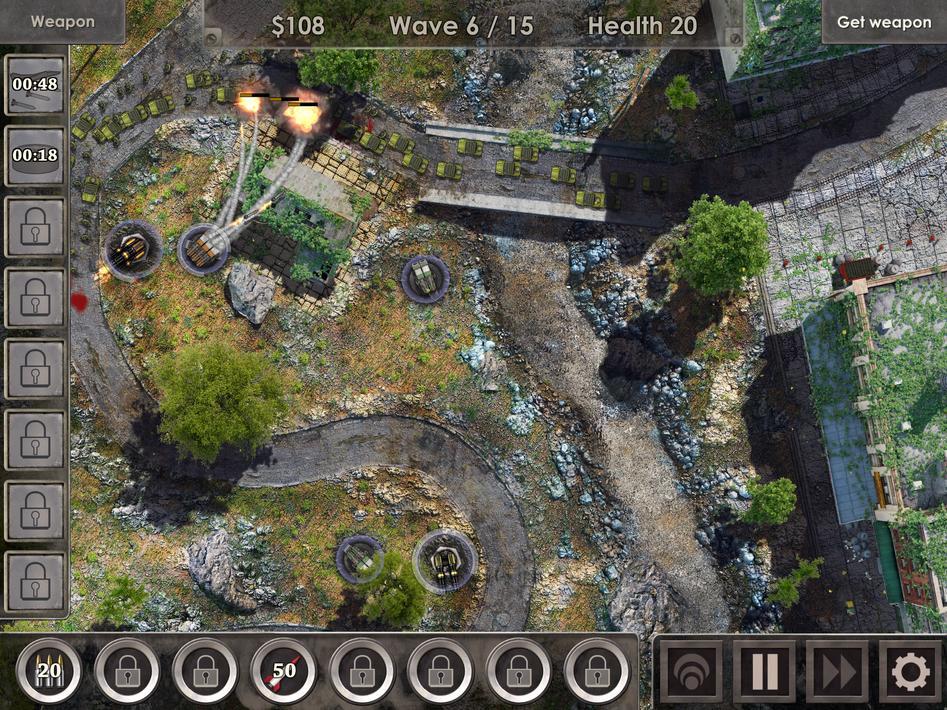 Defense Zone 3 HD Apk Mod
