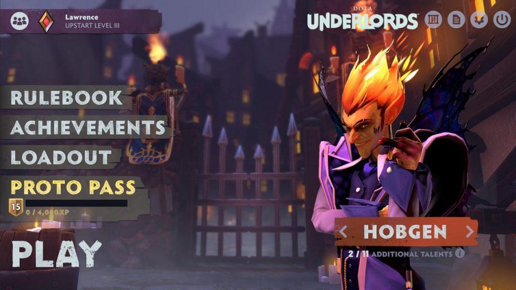 Dota Underlords Apk Mod