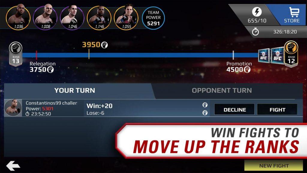 EA SPORTS UFC Apk Mod