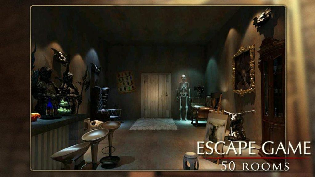 Escape Game Apk Mod