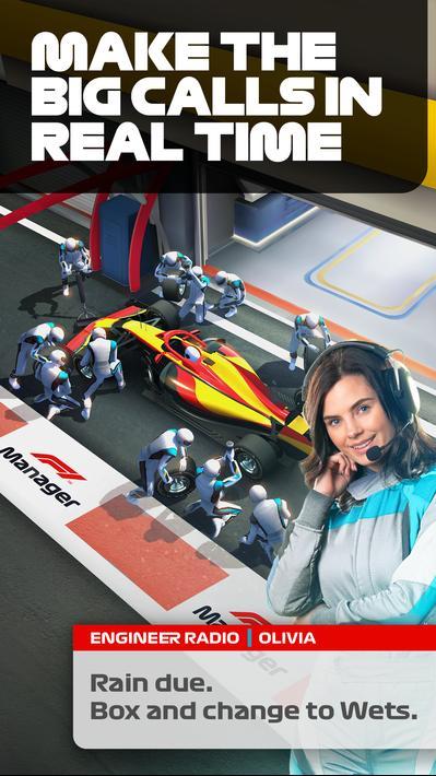 F1 Manager Apk Mod
