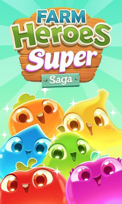 Farm Heroes Super Saga Apk Mod