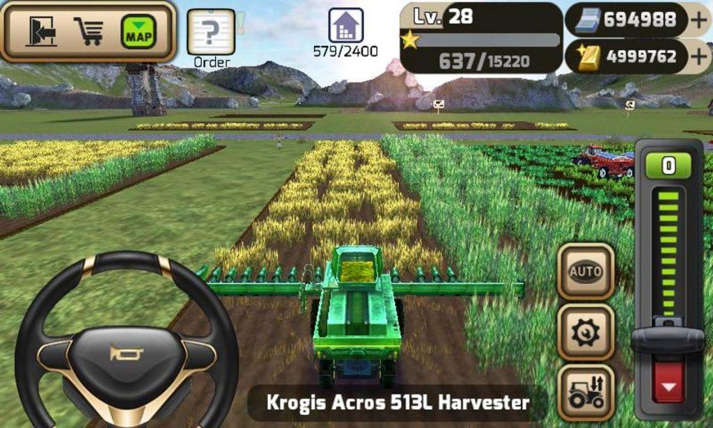 Farming Master 3D Apk Mod