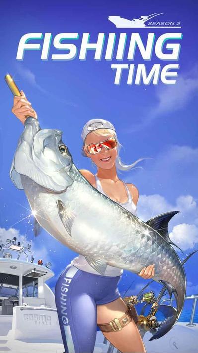 Fishing Time - Season2 Apk Mod All Unlocked,