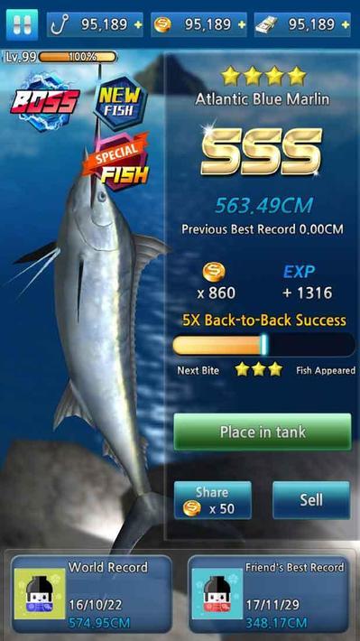 Fishing Time - Season2 Apk Mod All Unlocked