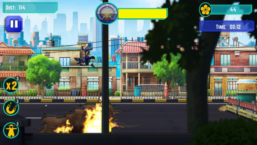 Flying Jatt The Game Mod Apk