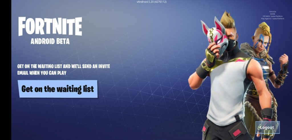 Fortnite - Battle Royale Apk Mod